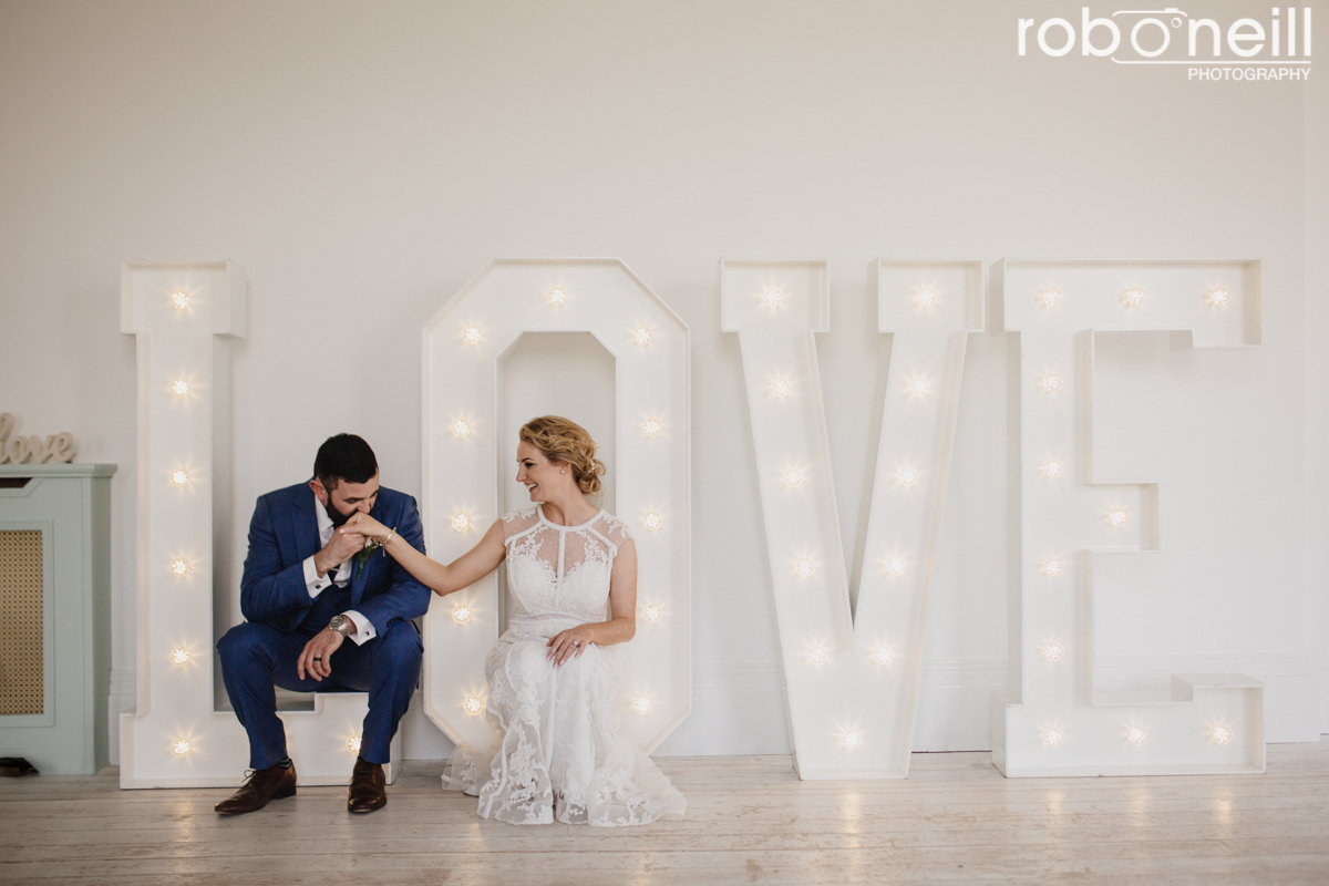 Sinead and Rob